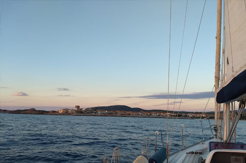 Sardinia sailing night Excursions 6