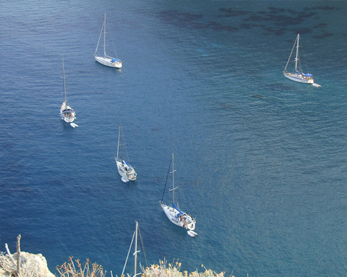 Sardinia sailing excursions - Sail boat1