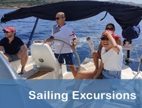 Sardinia sailing excursions