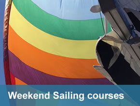 Sardinia weekend sailing courses