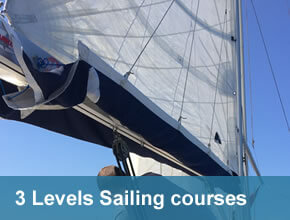 Sardinia sailing courses three levels