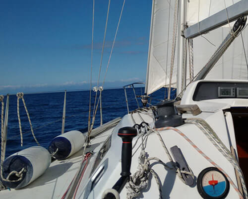 weekend sailing courses